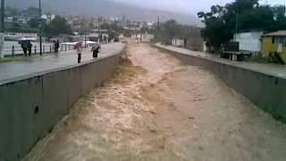 Chilpancingo - Rio Huacapa - Col  Galeana Inundado