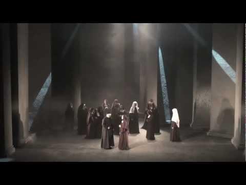 Dialogues des Carmelites - 3ª Récita - Ato III - XVFAO