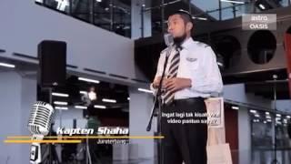Tazkirah dari Pilot Pantun Shaha
