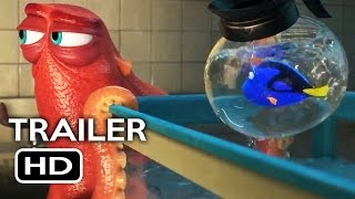 Finding Dory Official Trailer #3 (2016) Ellen DeGeneres Animated Movie HD