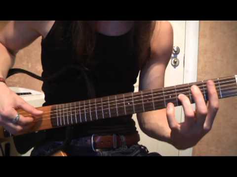 Чиж - Бомбардировщики - гитарное вступление - видеоурок