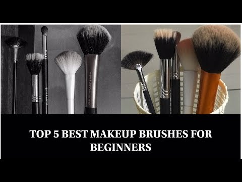 Best Makeup Brushes in India | Top 5 Brushes | Beginner Makeup Brushes