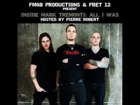 Inside Mark Tremonti ''All I Was'' hosted by Pierre Robert Part .1/4