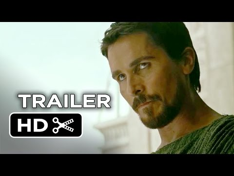 Exodus: Gods and Kings TRAILER 3 (2014) - Ben Kingsley, Sigourney Weaver Movie HD