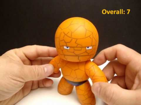 Fantastic Four The Thing Toy Fantastic Four Toy Review