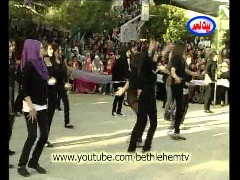 حفل تخريج مدرسة بنات الخضر الثانوية 26\5\2011