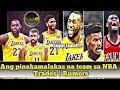 Ang pinakamalakas na team sa NBA|Trades and Rumors