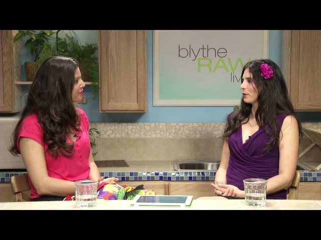Cupcake Wars Winner Stephanie Sparkles Interview- Blythe Raw Live