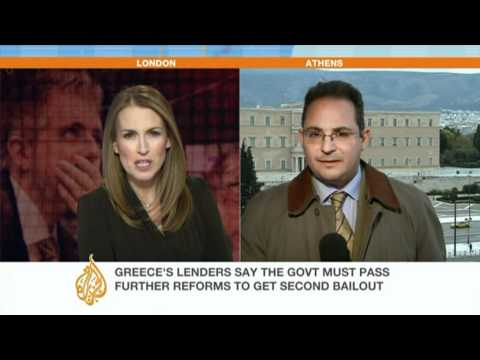Al Jazeera's Psaropoulos reports from Athens