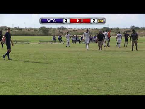 Western Texas College vs Hill College (Men's Soccer)