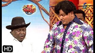 Bullet Bhaskar, Awesome Appi Performance   Extra Jabardasth   19th April 2019      ETV  Telugu