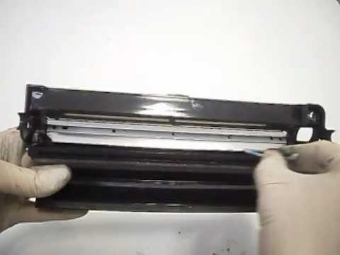 Rigenerazione e Reset Tamburo Panasonic KX-FAD412X KX-MB2000 MB2010 MB2025 MB2030 MB2061 MB2062