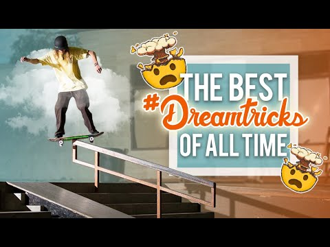 Montage Of NBD's At The Berrics | #DreamTrick
