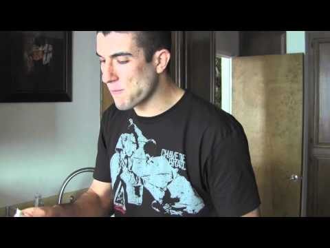 0 Gracie Diet: Antioxidant Acai Superbowl (Rener Gracie Variation)