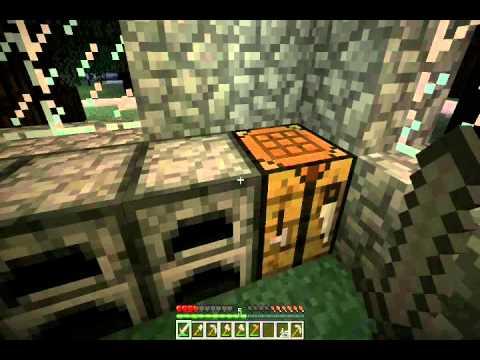 Minecraft - Conseguir hierro. ir de Pesca y Agua infinita!
