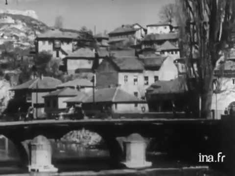SARAJEVO - World War I - 50th anniversary / 50e anniversaire 1re Guerre Mondiale