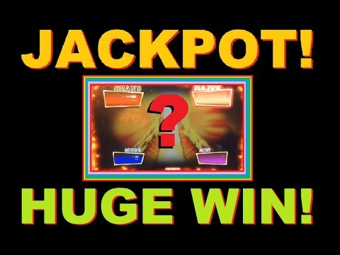 ★★ JACKPOT!! SLOT MACHINE BONUS HUGE WIN! Watch this bonus happen LIVE from TWO angles! ~WMS ★★