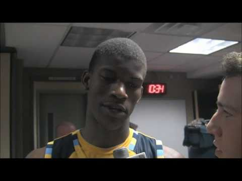 Jimmy Butler humbled, driven as MU moves on