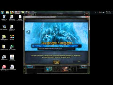 como descargar e instalar World of Warcraft