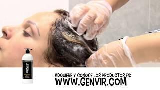 REJUVENECE FACIL Y RAPIDO CON ESTA TÉCNICA.Paso a paso.and haircut that rejuvenates fast
