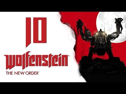Wolfenstein: The New Order | Let's Play en Español | Capitulo 10