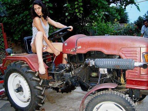 Порно с трактористом на видео44