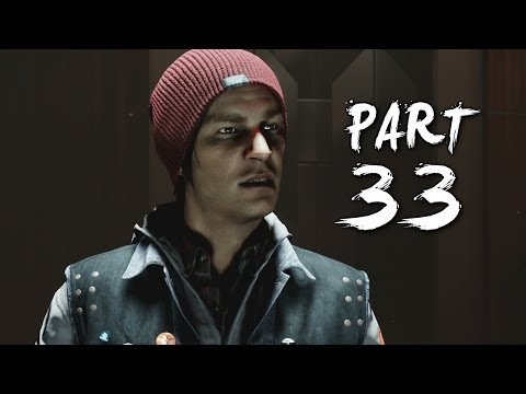 Infamous Second Son Gameplay Walkthrough Part 33 – Sly Cooper (PS4)