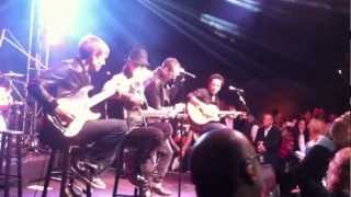 Camp Freddy with Chester Bennington performing Dylans Like A Rolling Stone, 12/6/12