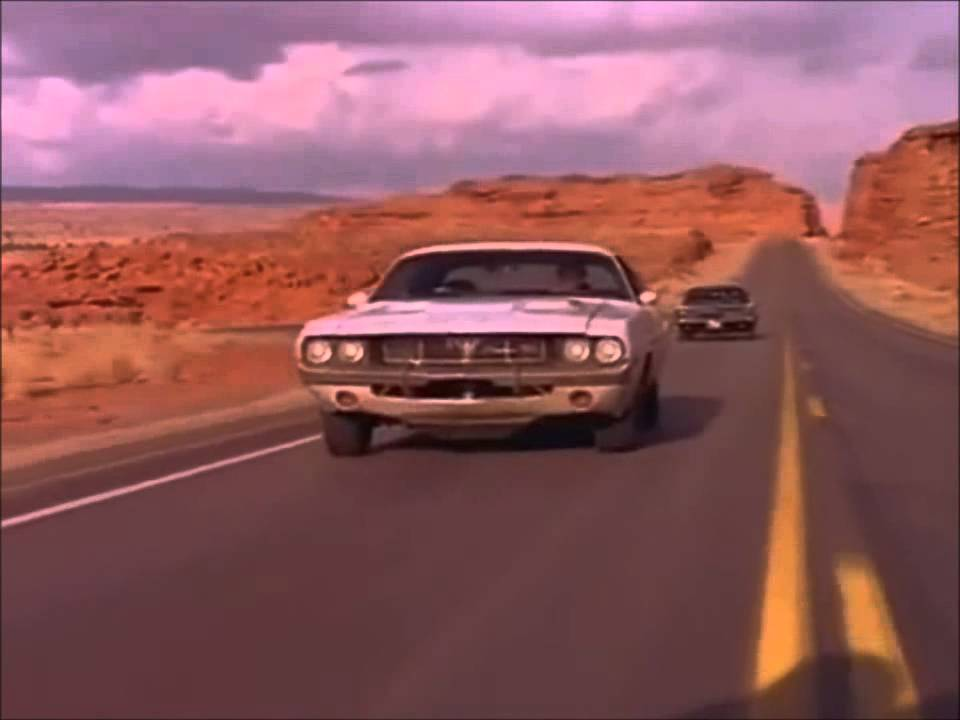 Vanishing Point Dodge Challenger Vs Charger Youtube