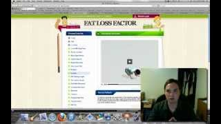 Fat Loss Factor Review - Intermediate Workout Plan, Diet and Exercise Plan