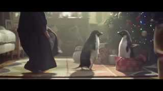 John Lewis Christmas Advert 2014   #MontyThePenguin