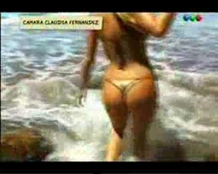 Claudia Fernandez HOT modelo uruguaya