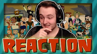 Total Drama Island Episodes 1-26 Reaction [Seasonal-Edition]