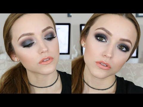 Gun Metal Eyes | Makeup Tutorial