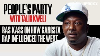 Ras Kass On How Gangsta Rap Cast A Shadow On West Coast Hip-Hop | People's Party Clip