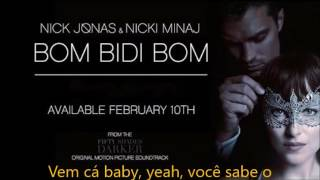 download lagu Nick Jonas & Nicki Minaj - Bom Bidi Bom gratis