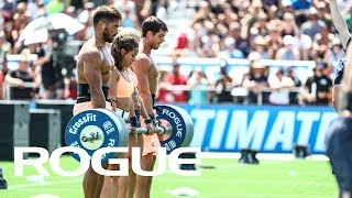 Rogue Iron Game - Ep. 15 / Big Chipper - Team Event 7 - 2019 Reebok CrossFit Games