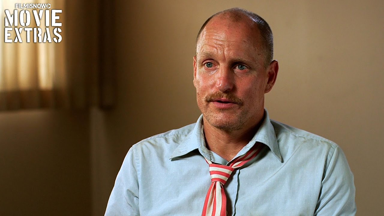 Triple 9 (2016) Behind The Scenes Movie Interview - Woody Harrelson