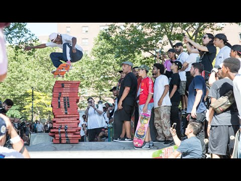 Go Skateboarding Day NYC 2017