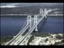 The New Tacoma Narrows Bridge.