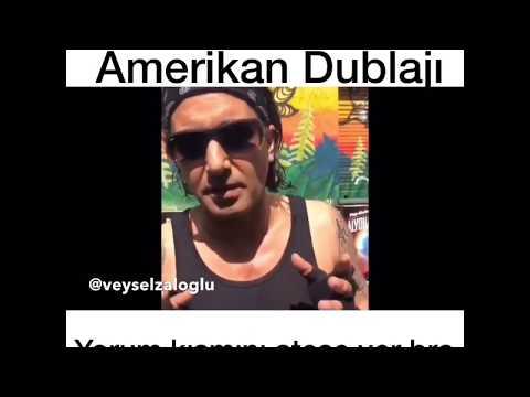 Killa Hakan Diss - Amerikan Dublaj