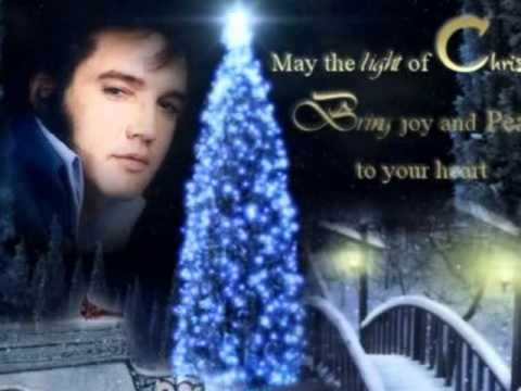 Elvis Presley - Holly Leaves and Christmas Trees (undubbed take 8)