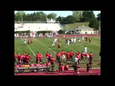 QB Jacob Rainey Highlight Tape 2010, Woodberry Forest Class of 2013