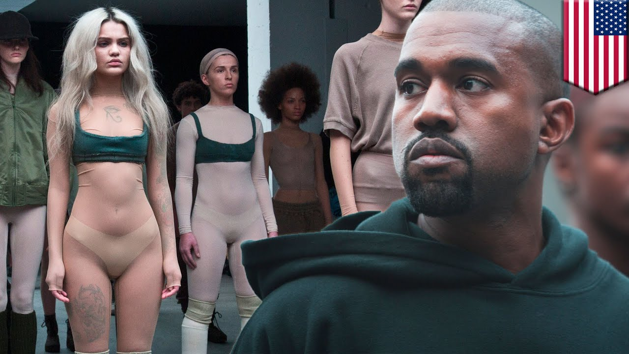 Fashion Show Fails 2015 Kanye West fashion show