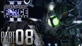 Прохождение игры star wars the force unleashed часть 8
