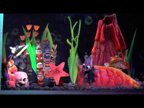 Finding Nemo At Walt Disney World's Animal Kingdom