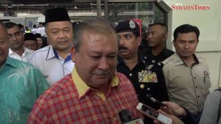 You will know who the culprit is soon: Sultan of Johor