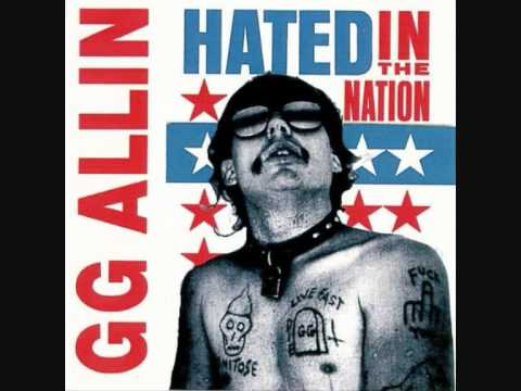 Gg Allin - Needle Up My Cock