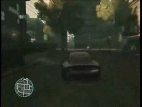 gta 4 map jumps. GTA 4 Unique Stunts (Part
