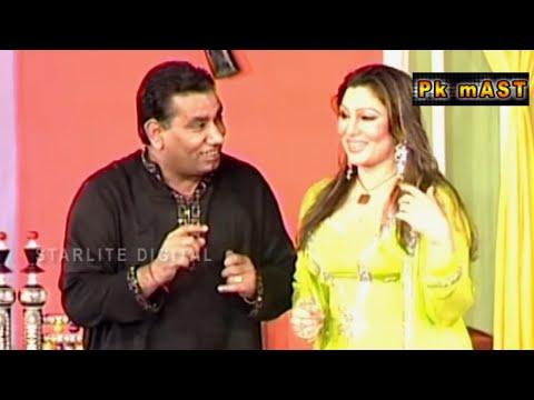 Kar Akhian Di Hath Jori New Pakistani Stage Drama Full Comedy Show